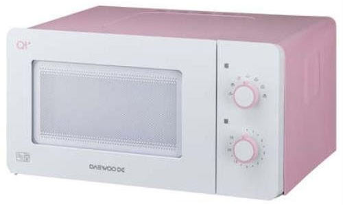 The Daewoo QT3 is another 14 litre microwave.